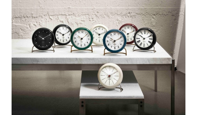 Rosendahl - AJ Table Clock Bankers - 5