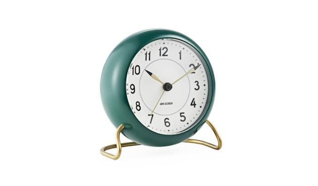 Rosendahl - AJ Table Clock Station - grün - 2