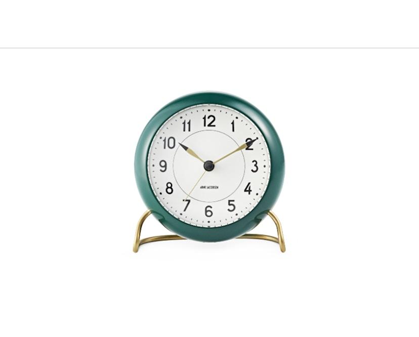 Rosendahl - AJ Table Clock Station - grün - 1