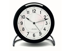 Rosendahl - AJ Table Clock Station - schwarz