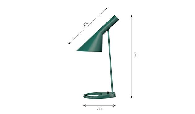 Louis Poulsen - Lampe de table AJ - vert foncé - 2