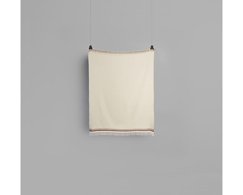 Roros Tweed - Akle Decke - light grey-beige - 1