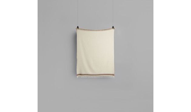 Roros Tweed - Akle Decke - light grey-beige - 2