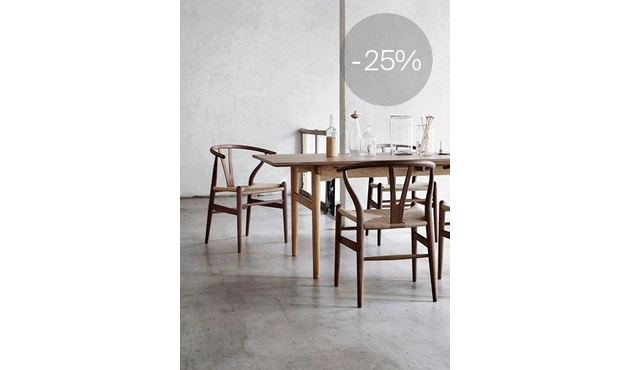 - Ch24 Y Wishbone Chair 25% Rabatt - 1