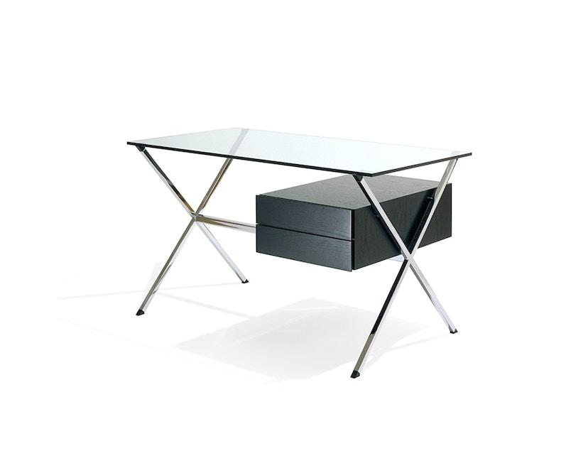 Knoll International - Albini Schreibtisch - schwarz - 0
