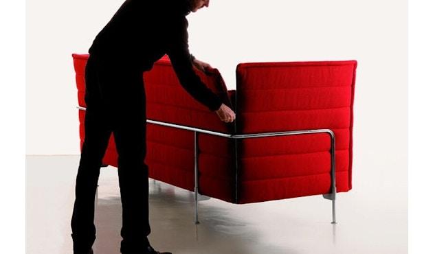 Vitra - Alcove Highback 3-Sitzer Sofa - 2
