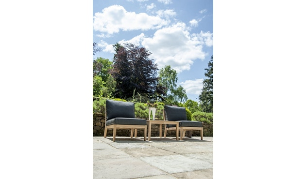 Alexander Rose - Roble Loungesofa Mittelelement - Charcoal - 2