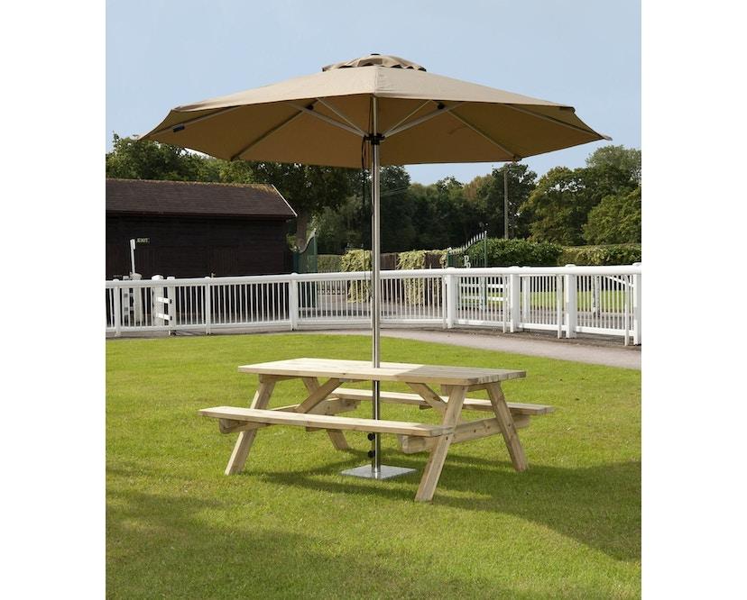 Alexander Rose - Pine Woburn Picknicktisch hochbelastbar - 0