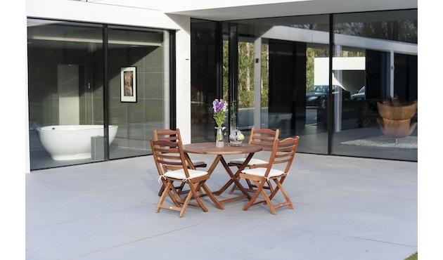 Alexander Rose - Sitzkissen für Stuhl - Ecru - 1