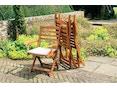 Alexander Rose - Sitzkissen für Stuhl - Ecru - 4