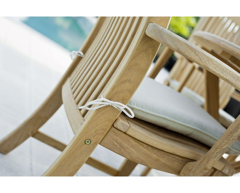 Alexander Rose - Sitzkissen für Stuhl - Oatmeal - 6