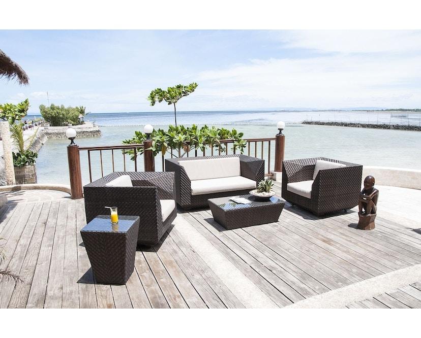 Alexander Rose - Ocean Maledives Sofa - 2-Sitzer - 0