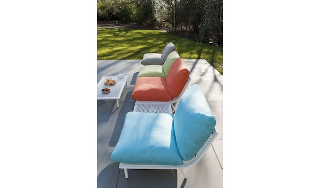 Alexander Rose - Beach Lounge Tisch - Flint - kurz - 3