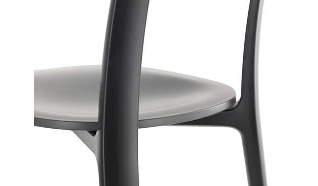 Vitra - All Plastic Chair - eisgrau - 5