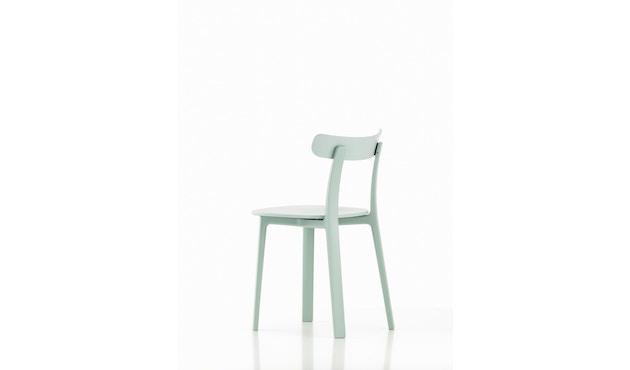 Vitra - All Plastic Chair - ijsgrijs - two tone - 1
