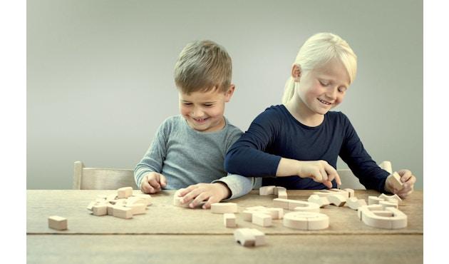 Kay Bojesen - Alphabet Blocks - 6