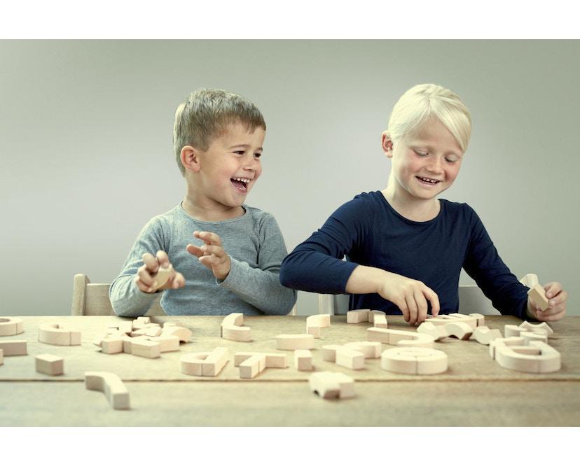 Kay Bojesen - Alphabet Blocks - 7