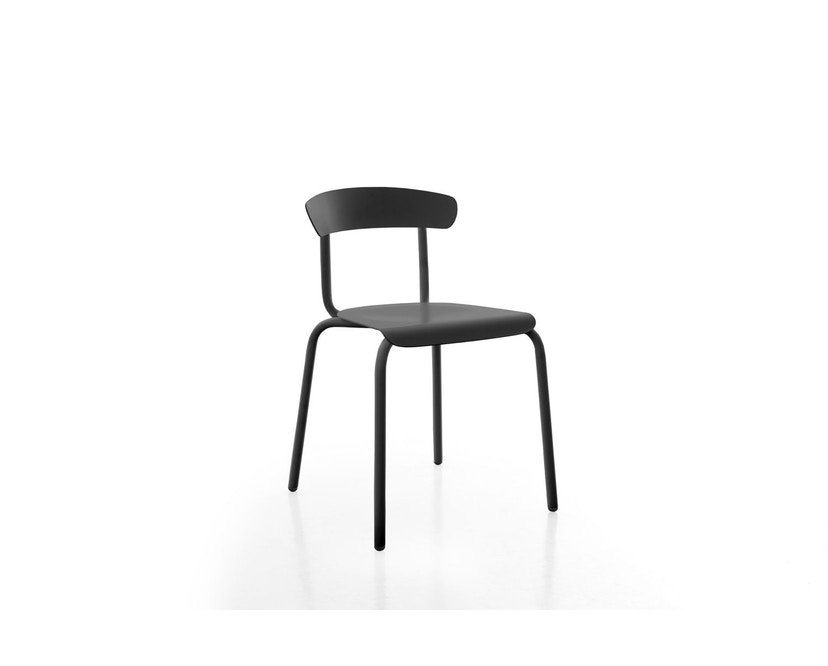 Conmoto - Alu Mito Outdoor Stuhl  - schwarz - 0