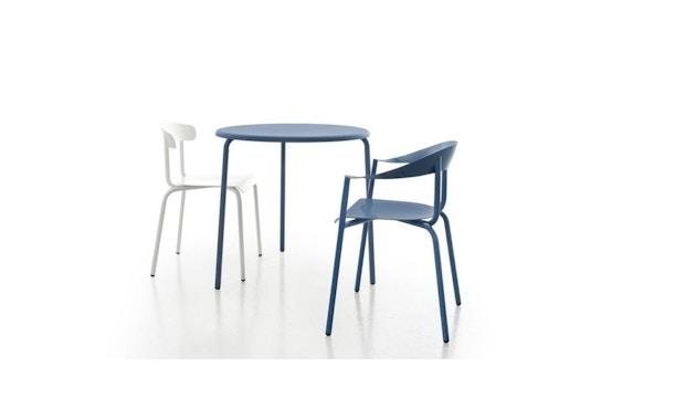 Conmoto - ALU MITO Outdoor Tisch  - weiß - 5