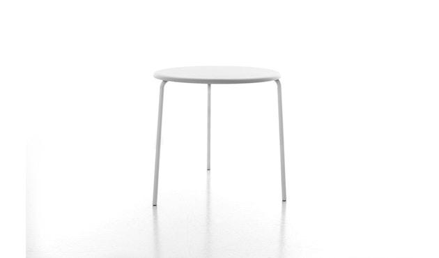 Conmoto - ALU MITO Outdoor Tisch  - weiß - 1