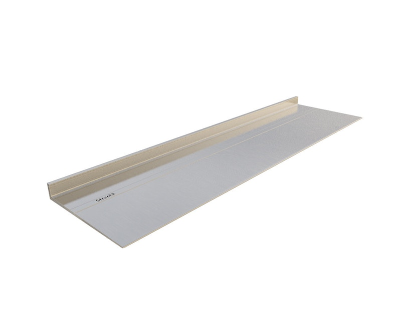 Strackk - Alu Wandregal - aluminium - 50 cm - 1