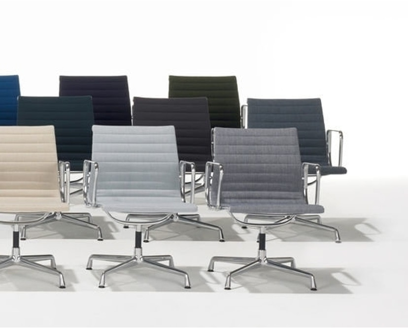 Vitra - Aluminium Chair - EA 101 - 17