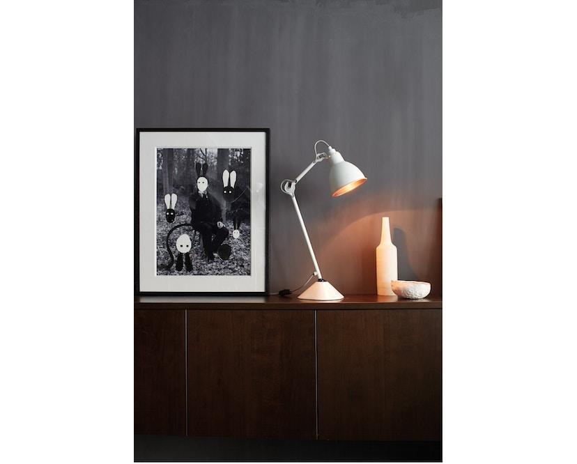 DCW éditions - LAMPE GRAS N°205 weiß - schwarz - rund - 2