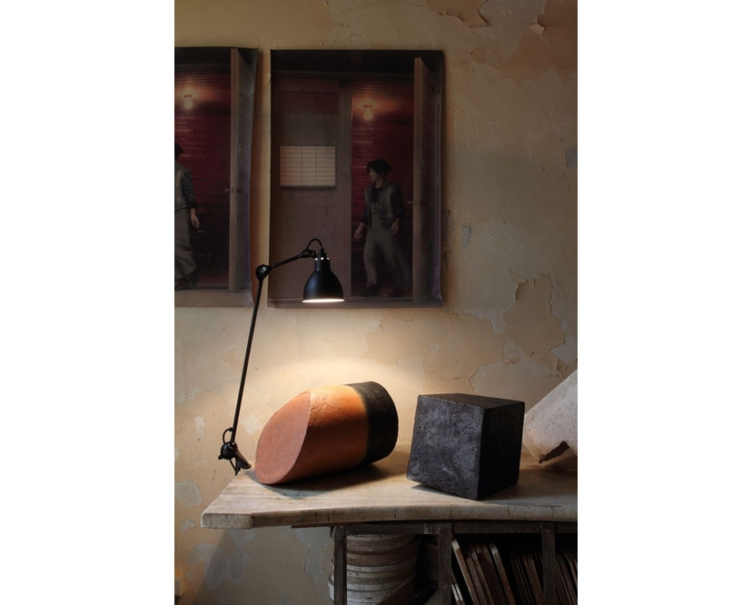 DCW éditions - LAMPE GRAS N°201 - chrom - konisch - 2