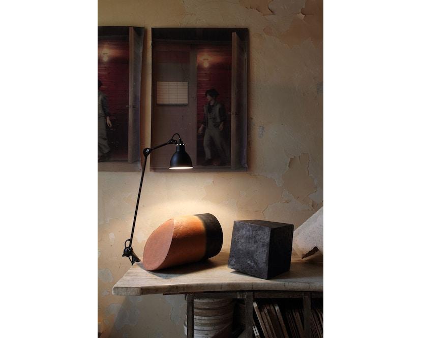 DCW éditions - LAMPE GRAS N°201 - schwarz - konisch - 2