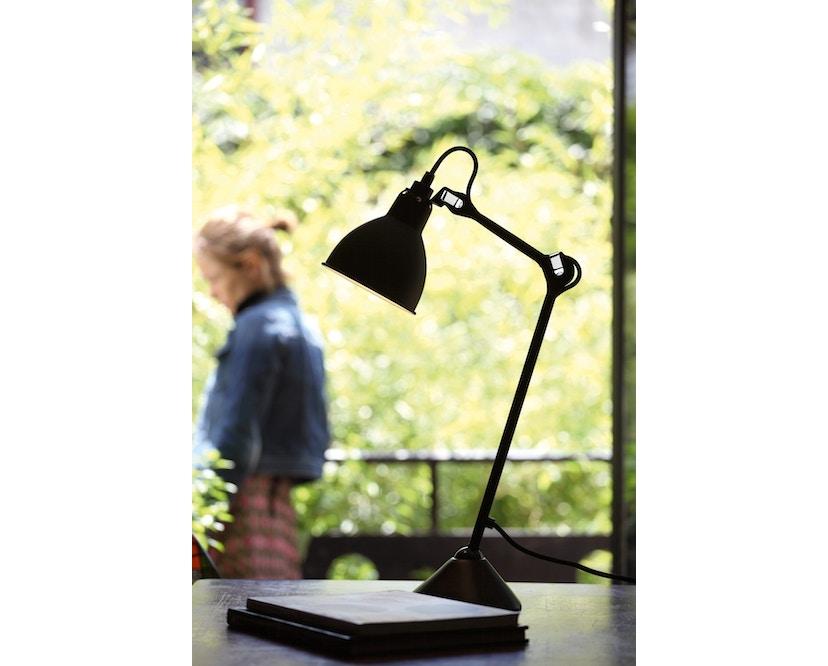 DCW éditions - LAMPE GRAS N°205 schwarz Tischleuchte - 4