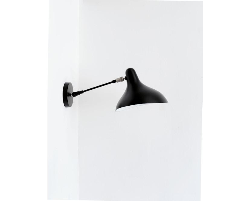 DCW éditions - MANTIS BS5 wandlamp - zwart - zonder schakelaar - 2