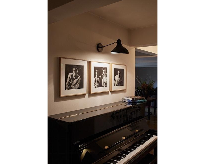 DCW éditions - MANTIS BS5 wandlamp - zwart - zonder schakelaar - 3