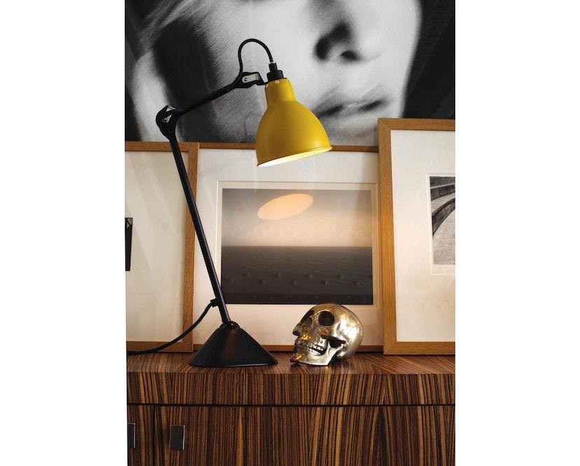 DCW éditions - LAMPE GRAS N°205 schwarz Tischleuchte - 2