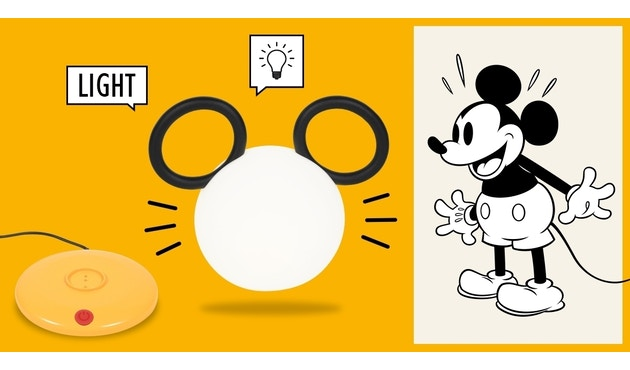 Fermob - Mickey Mouse© Leuchte - 2