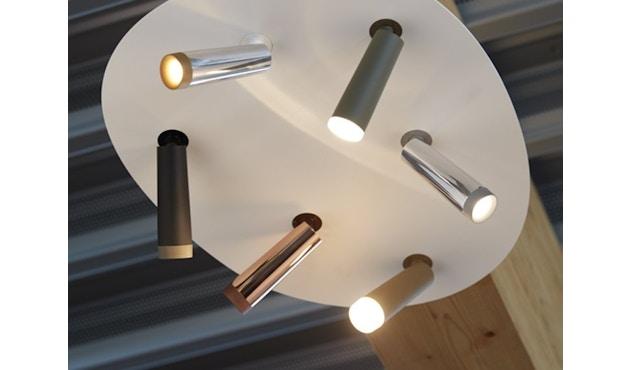 Tobias Grau - Clear Spot Trio - aluminium/ glow - 2