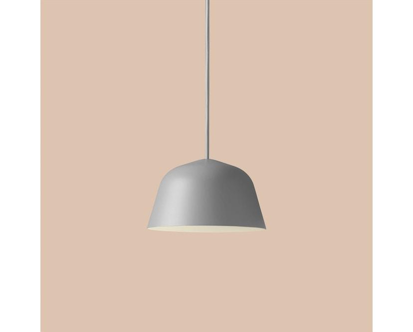 Muuto - Ambit Hanglamp - grijs - S - 3