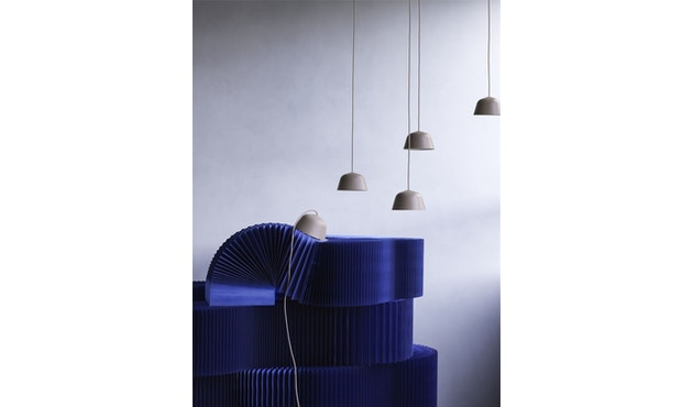 Muuto - Ambit Hanglamp - grijs - S - 4