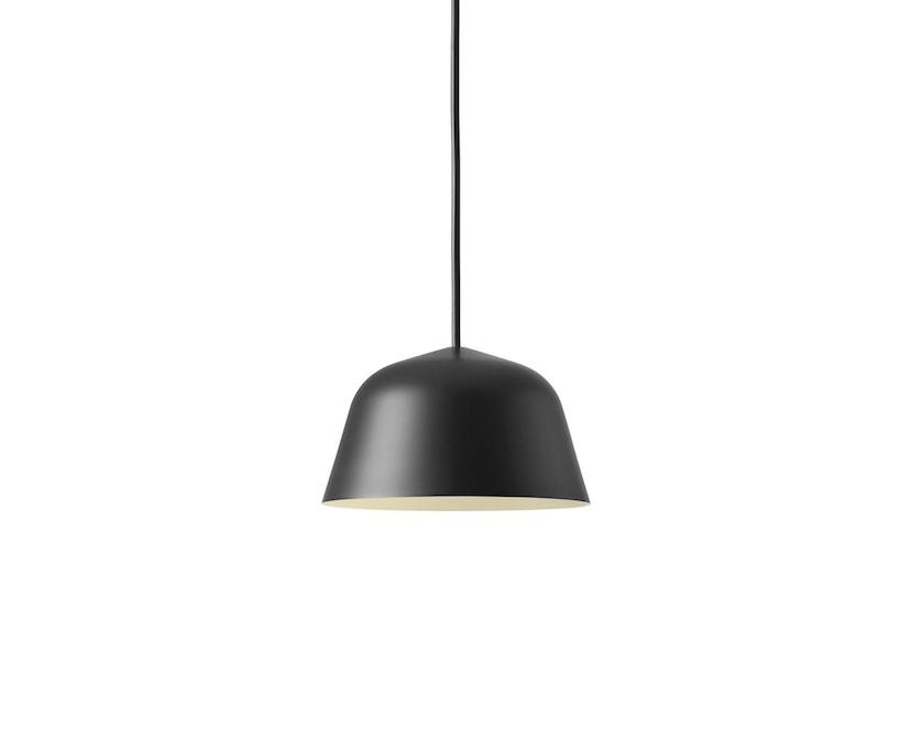 Muuto - Ambit Hängeleuchte - schwarz S - 1
