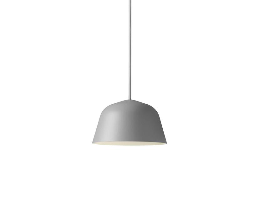 Muuto - Ambit Hanglamp - grijs - S - 1