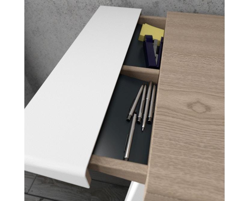 UMAGE - Ambitions Schreibtisch - Eiche dunkel - 8