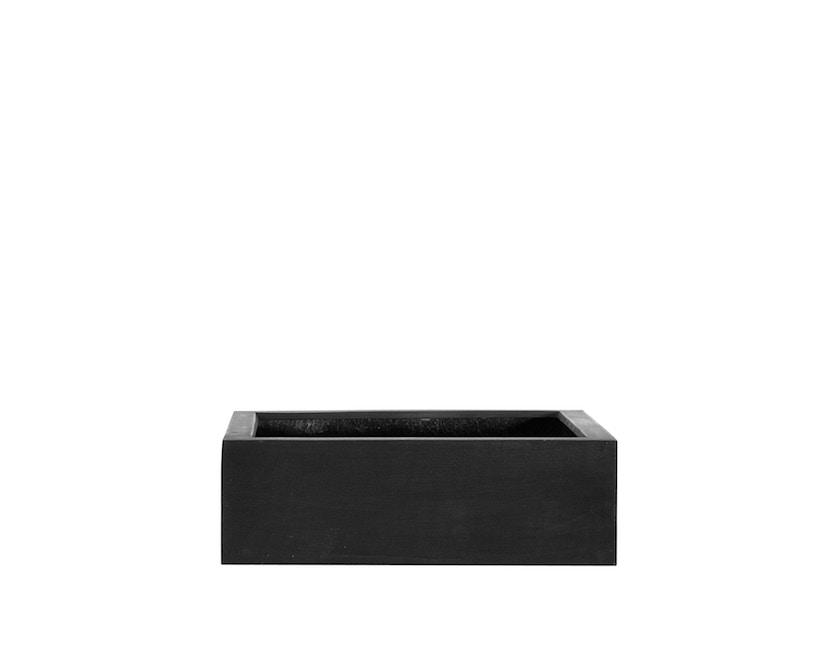Amei - Der Quadratische Pflanzentopf - schwarz - XS - 1