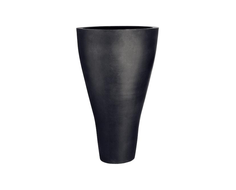Amei - Der Konische Pflanzentopf - schwarz - XL - 1