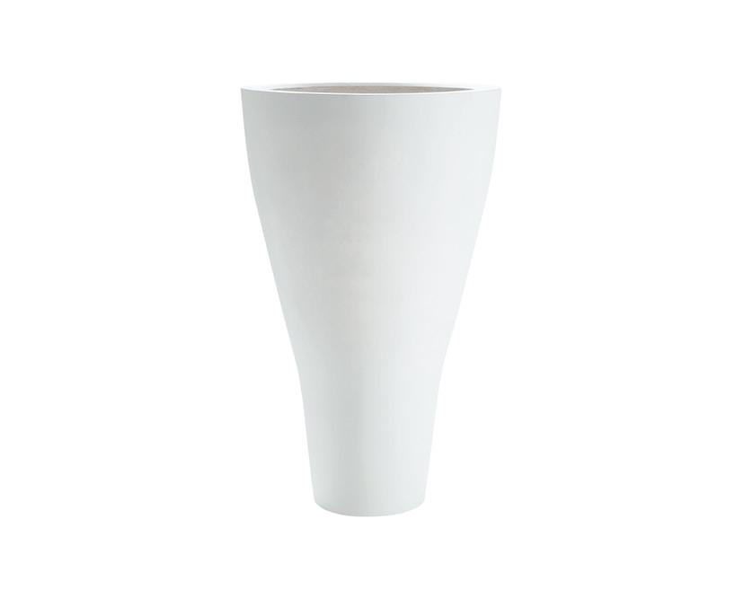 Amei - Der Konische Pflanzentopf - weiß - XXL - 1