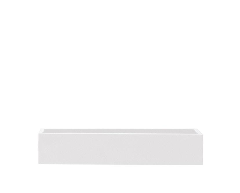 Amei - Der Lange Pflanzentopf - weiß - L - 1