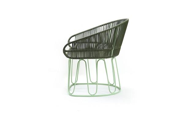 Ames - Circo Lounge Stuhl - oliv - menta - 3