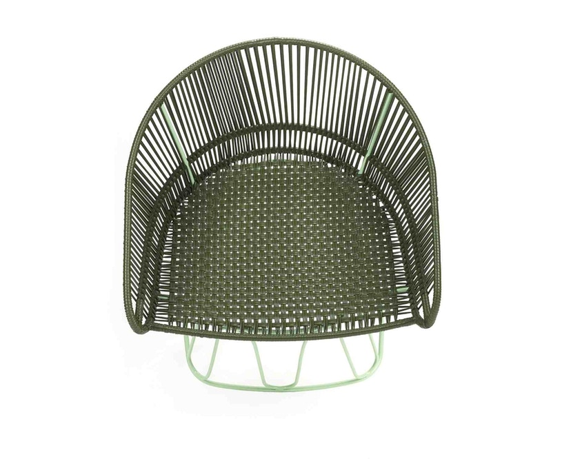 Ames - Circo Lounge Stuhl - oliv - menta - 5