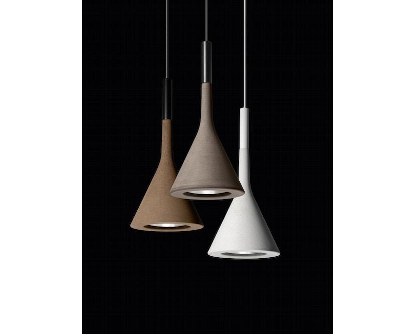 Foscarini - Aplomb Hängeleuchte LED - bianco - 4