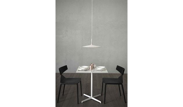 Foscarini - Aplomb Large Hanglamp - grijs - wit - niet dimbaar - 3