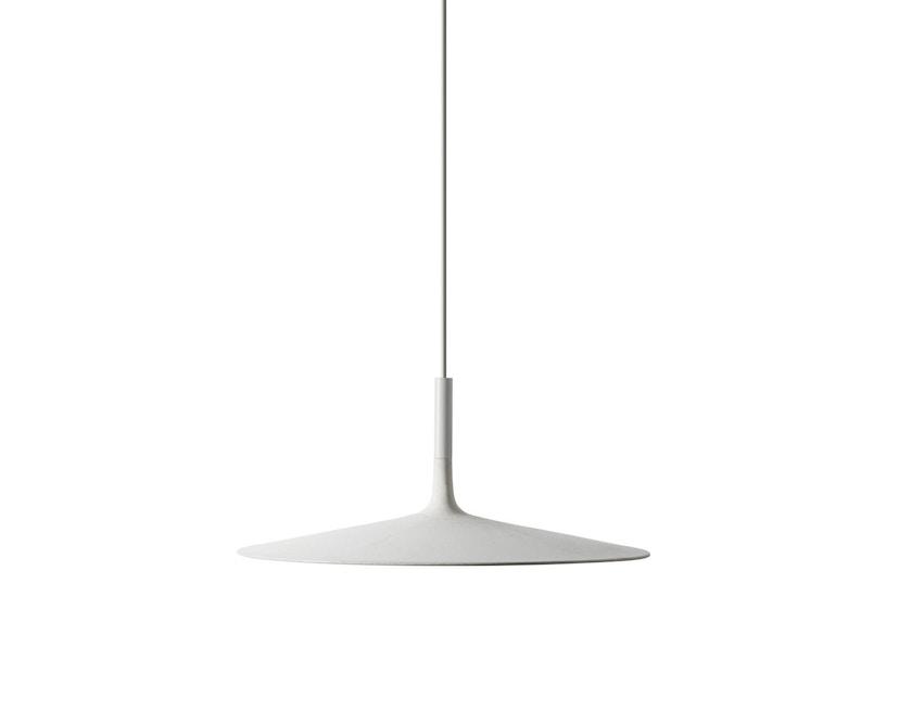 Foscarini - Aplomb Large Hanglamp - grijs - wit - niet dimbaar - 1