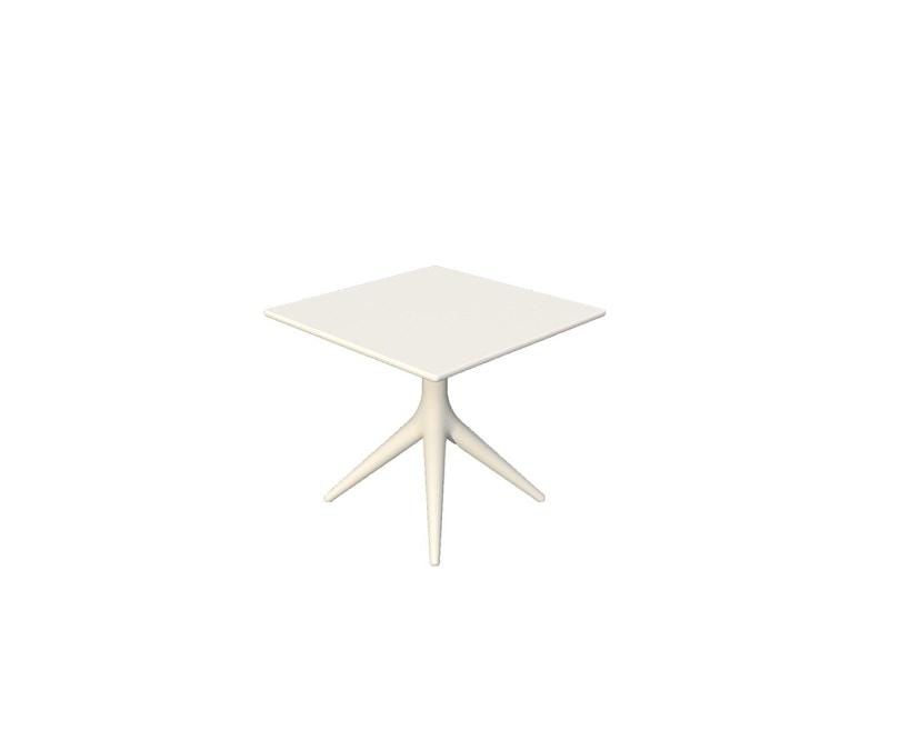 Driade - App Outdoor Tisch - weiß - 1